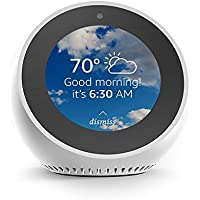 Amazon Echo Spot Video Home Assistant (White)