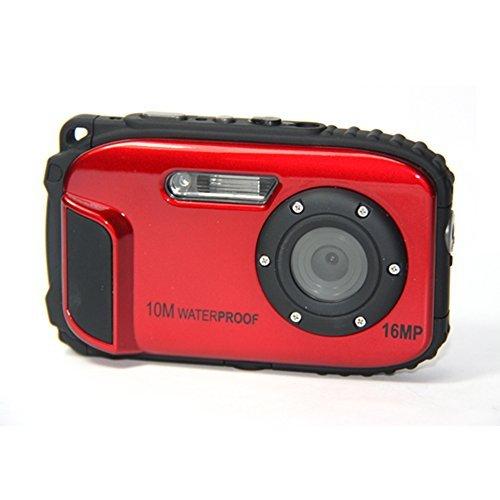 132 opinioni per Fotocamera digitale impermeabile, Stoga CGT002 Fotocamera digitale Schermo 2,7