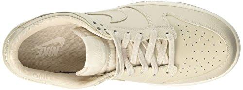 Nike Dunk Low, Chaussures de Gymnastique Femme Beige (Lt Orewood Brn/lt Orewood Brn-sail)