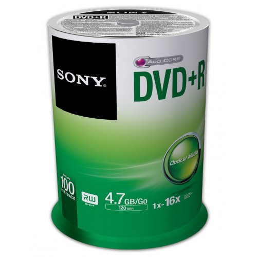 Sony 100DPR47SP 4 7GB Recordable Media