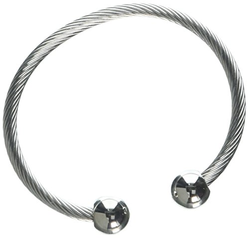 - Sabona Stainless Steel Wire Magnetic Wristband, S/M, 1 Ounce