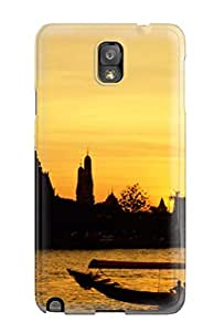 Premium Durable Thailand Holiday Sunset Dream Fashion Tpu Galaxy Note 3 Protective Case Cover