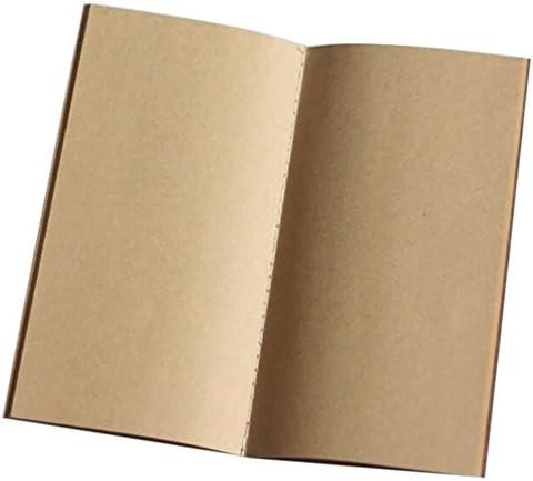 Yalatan Tragbares Notizbuch Tagebuch Büro Schulbedarf Notizbücher Schreibblöcke Planer Handkonto für Schüler