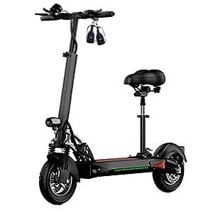 HOPELJ Scooter Eléctrico De 10