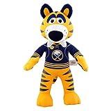 Bleacher Creatures NHL Buffalo Sabres Sabretooth Mascot Plush Doll, 12-Inch