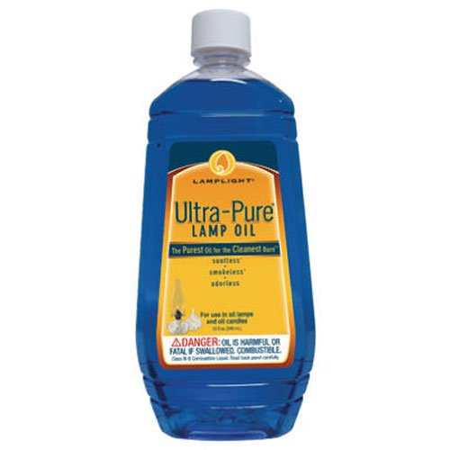 Lamplight 60011 32-Ounce Ultra-pure Lamp Oil, Blue