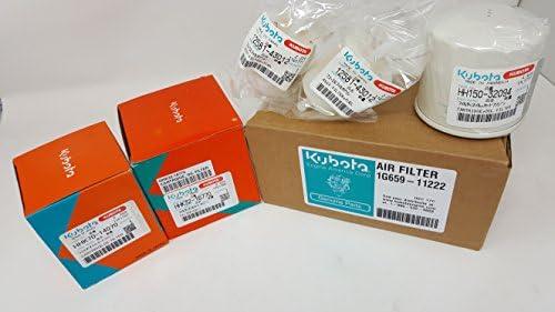 Kubota 77700-08714 ZD321 ZD321N Filterset, Originalteil