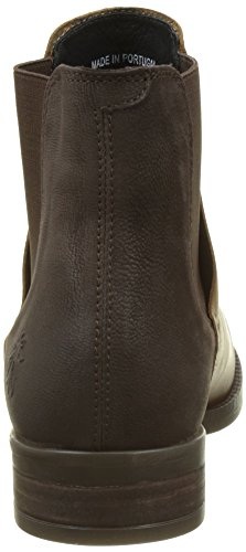 Marron Bottes Alls076fly Chelsea Fly Camel London Chocolate Noir Femme pOYwngCq