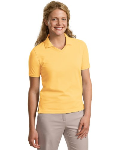 Port Authority Women's Port Authority Ladies Rapid Dry Polo. L455 XXL Banana