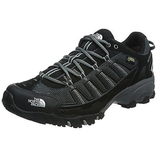The North Face Mens Ultra 109 GTX Hiking Shoe TNF Black/Dark Shadow Grey -  10 D(M) US