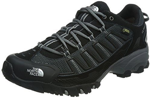 The North Face Mens Ultra 109 GTX Hiking Shoe TNF Black/Dark Shadow Grey - 10 D(M) US
