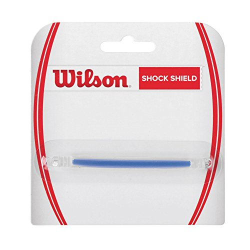 Wilson Sporting Goods Shock Shield Tennis Dampeners, Blue -