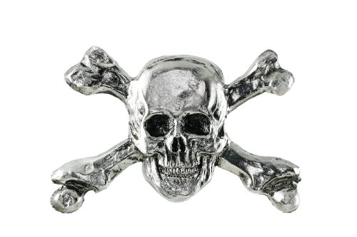 Grillie Skull & Crossbones-N -