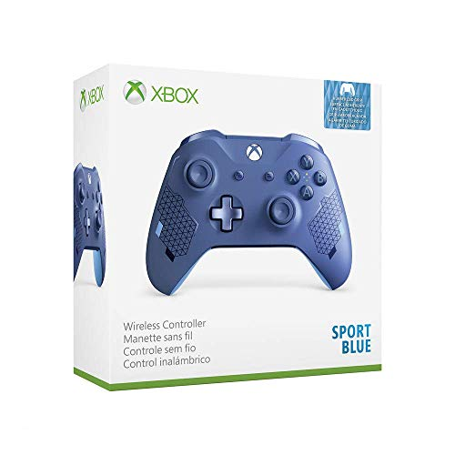 Xbox Wireless Controller - Sport Blue Special Edition (Xbox One)