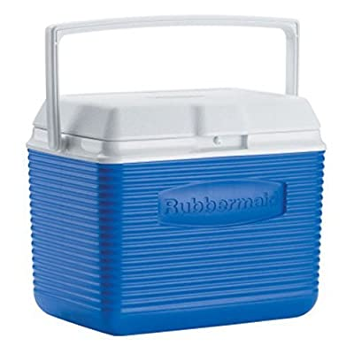 Rubbermaid 10 Quart Personal Ice Chest Cooler