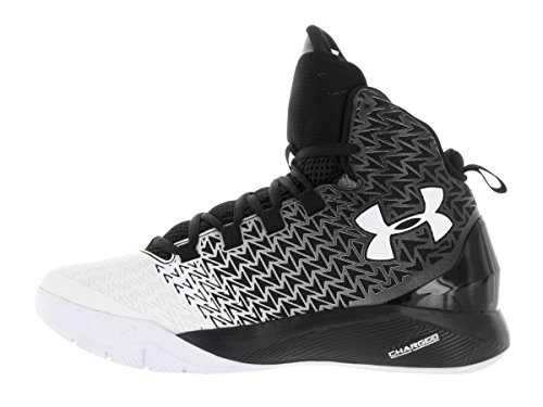 UNDER ARMOUR - SCARPE DA BASKET UNDER ARMOUR GRADE SCHOOL CLUTCHFIT DRIVE 3 DA RAGAZZO - GRIGIO, 38.5