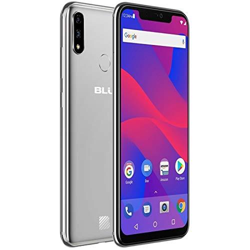 "Smartphone Blu Vivo XI+ Dual Sim LTE 6.2"" FHD 64GB/4GB Prata"