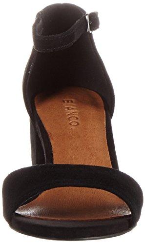 20 Suede Bianco Sandal Damen 49220 aTwxt0q