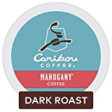 Caribou Coffee Mahogany, K-Cups for Keurig Brewers, 96-Count, 9.6 oz