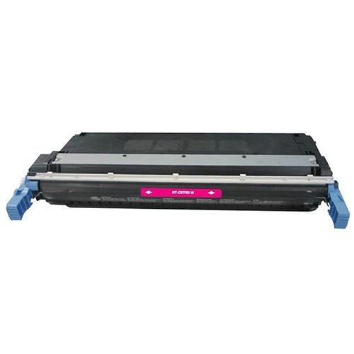 Remanufactured Replacement Laser Toner Cartridge for Hewlett Packard C9733A (HP 645A) Magenta Photo #2