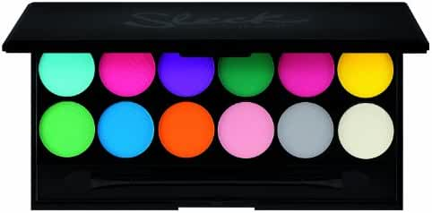 Sleek i-Divine Ultra Mattes V1 Palette Mineral based Eye Shadow Palette