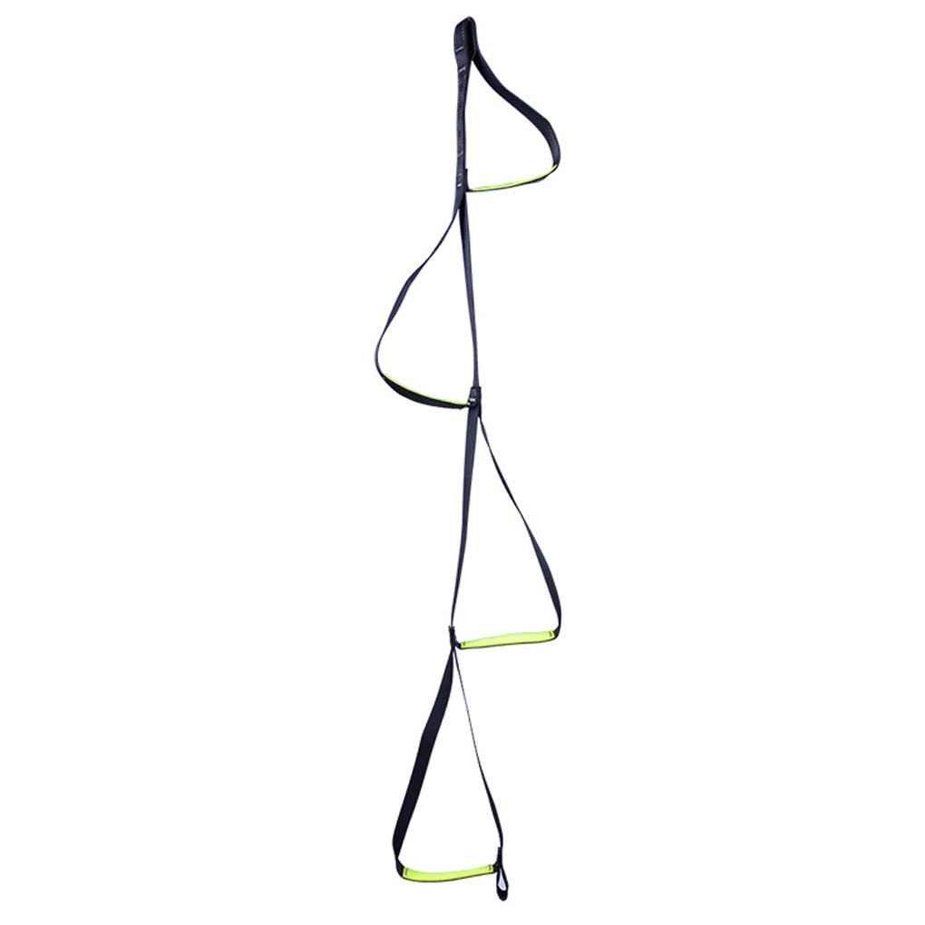 Xuanhemen XINDA Polyester Outdoor Climbing Hiking Ascending Device Band Rope Climber Rock Climb High Strength Foot Padel Belt