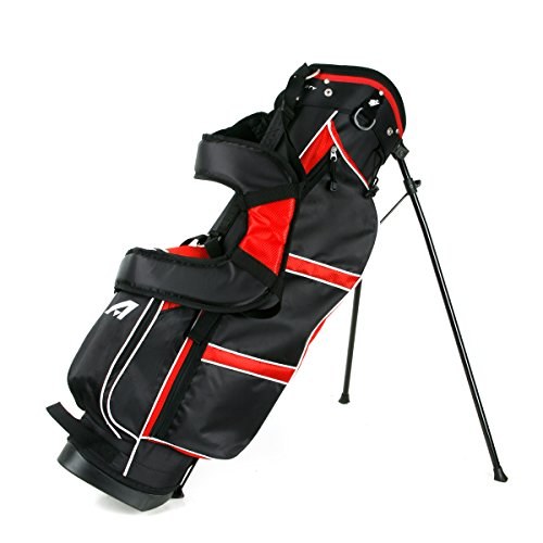 Intech Affinity Zls Stand Golf Bag Black/Red
