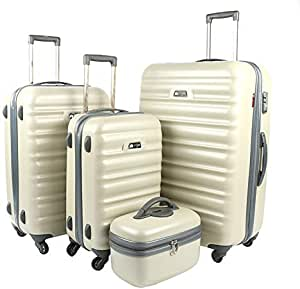 Ergo Luggage Trolley Bags,Set Of 4 Pieces,78155/4