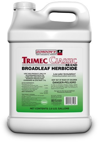 Gordon's Trimec Classic Broadleaf Herbicide, 2.5 Gallons by PBI GORDON (Image #1)