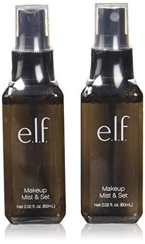 e.l.f. Studio Makeup Mist & Set, 2.02 fl oz - 2pc
