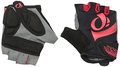 Pearl Izumi - Ride Men's Select Gloves, Black/True Red, Medium