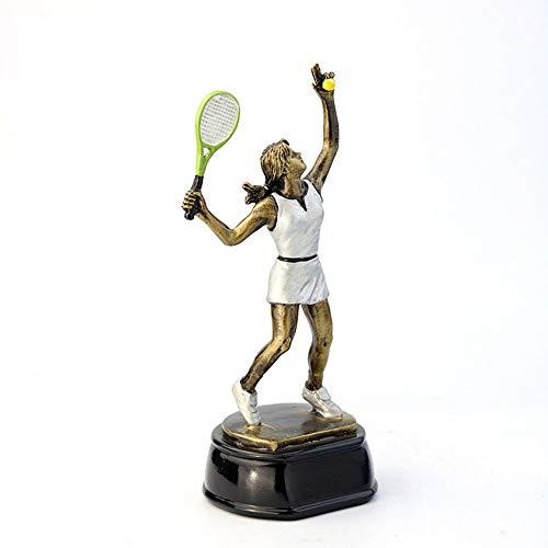 Trophy Deportes, Premio Sr/Sra Tenis Copa del Carácter, Inicio De ...