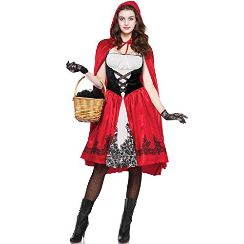 Red Riding Hood Costumes Images - Women's Little Red Riding Hood Costume
