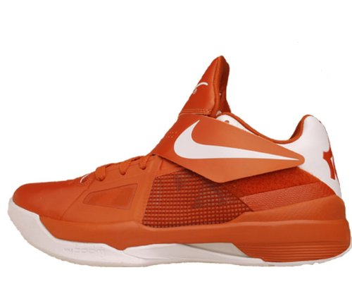 online store e9663 09548 Nike Zoom KD IV Texas Longhorns NCAA University Kevin Durant 2012 QS 473679- 801  US size 9  - Buy Online in Oman.   Apparel Products in Oman - See  Prices, ...