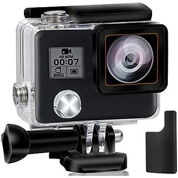 Amazon.com: GoPro - Carcasa opaca para cámara de fotos ...