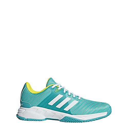 Turquoise Flash Court De Vert 3 Hommes Jaune Barricade Chaussures Tennis Adidas Blanc cZwPRg8POq