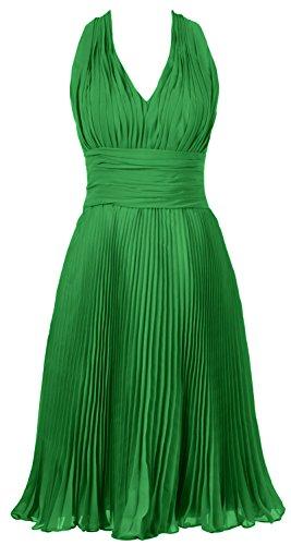 MACloth - Robe - Femme -  Vert - 48