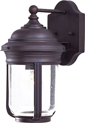 Minka Lavery Outdoor 8810-57, Amherst Outdoor Wall Sconce Lighting, 75 Total Watts, - Outdoor Amherst Wall