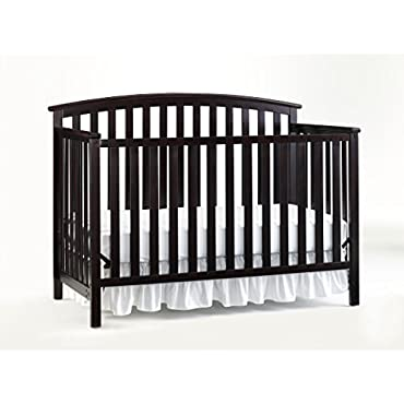 Graco Freeport Convertible Crib, Espresso