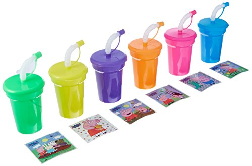 Learn More About Rhode Island Novelty Neon Sipper Cups - 12 per order