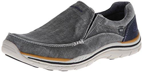 Skechers Men's EXPECTED- AVILLO Shoe, Blu, 10H Medium US