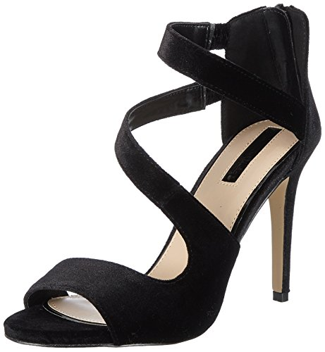 Miss Sandalia Black Para Con Mujer black Selfridge Asym Pulsera Negro rwZxEra
