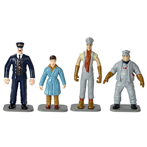 Polar Express Figures - Lionel The Polar Express People Pack