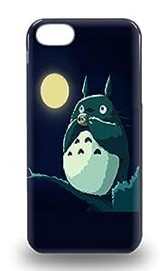 Excellent Design Japanese Neighbor Totoro Phone Case For Iphone 5/5s Premium Tpu Case