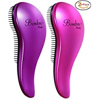 2-Pack Bombex Detangling Brush Sets