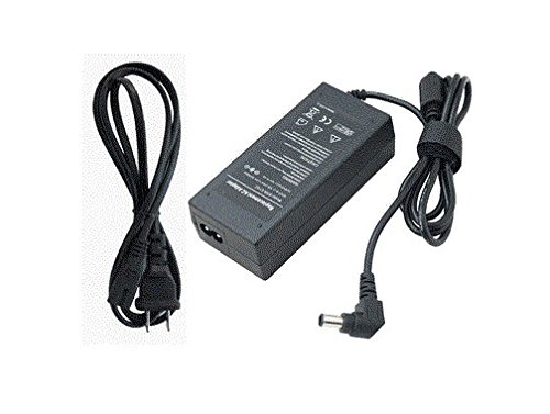 Globalsaving AC adapter for LG 23MP47HQ-P 23MP65HA 23MP65HM 23MP65HQ 23MP65VA 23MP65VQ 23MP65VQ-P 23MP67 23MP67HQ 23MP67VQ 23MP67VQ-P IPS computer Monitor power supply cord cable charger