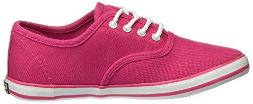 BEPPI Canvas 2124095, Zapatillas de Deporte para Mujer Rosa (Fuchsia)