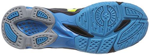 Mizuno Bolt Ginnastica Wave Blue 7 Basse O Multicolore Uomo da Scarpe Syellow 001 Mid Hocean rwrA5qY