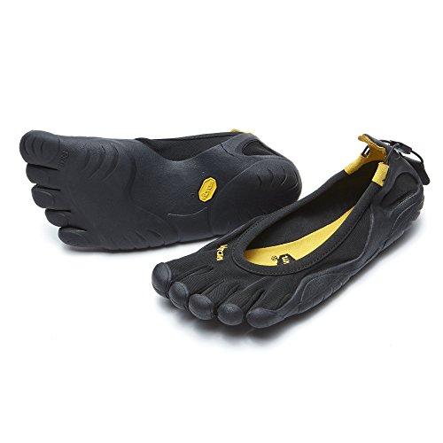 Fivefingers Vrouwen Klassieke Barefoot Shoes & Toesock Bundelen Zwart / Zwart