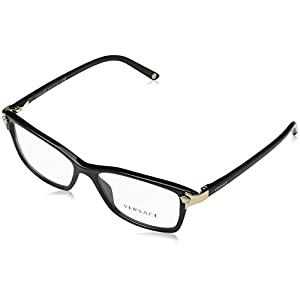 Versace VE3156 Eyeglasses-GB1 Black-53mm